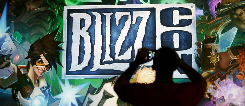 Blizzard har mött hård kritik efter beslutet att stänga av en känd e-sportare.