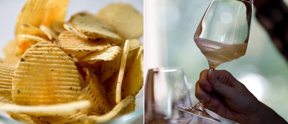 Italien har hamnat i konflikt med ett känt chips-varumärke som lanserat en chipssort med smak av prosecco. En dryck som Italien menar är upphovsrättsskyddad.