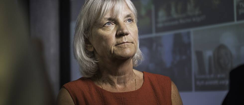 Telias före detta styrelseordförande Marie Ehrling