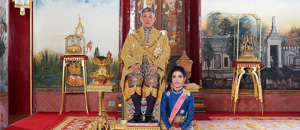 Thailändska hovet om bihustru Sineenat Wongvajirapakdi: Hon hedrar inte kungen och förstår inte kungliga traditioner.