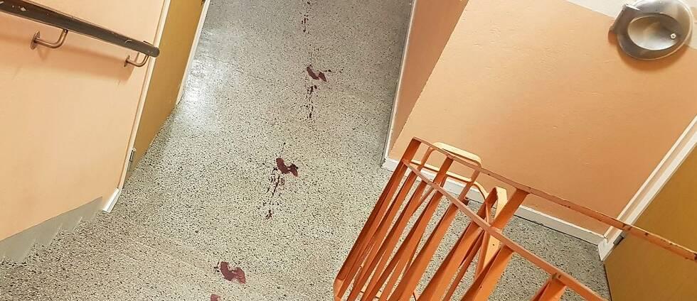 Mordet på Skönsmon i Sundsvall.