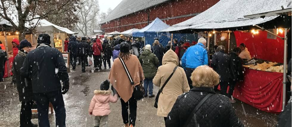 Julmarknad i Färna 2019