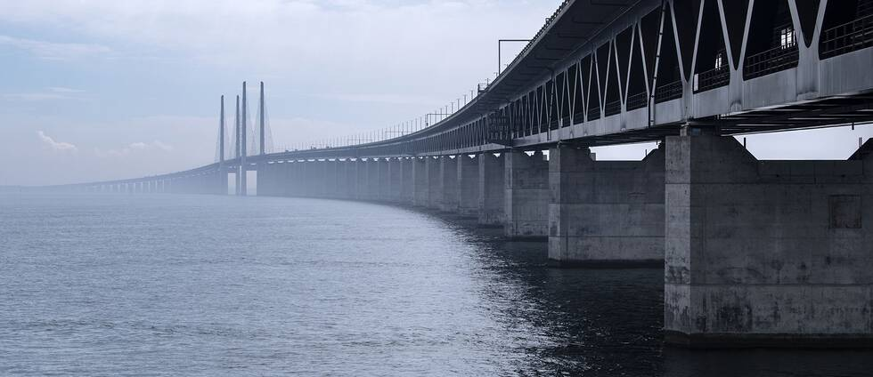 Reser du över Öresund efter 12 november kan du hamna i dansk gränskontroll.