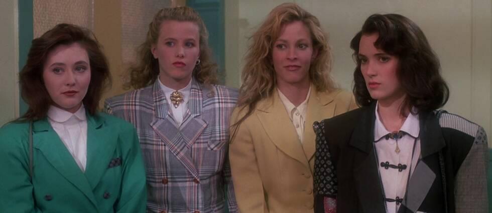 """80-talsklassikern """"Heathers"""" fick en mycket annorlunda titel på svenska."""