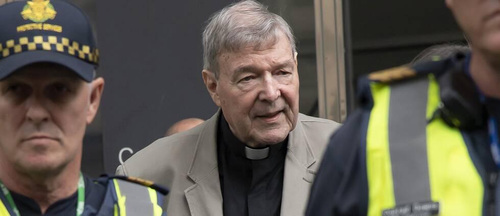 Kardinalen, som konsekvent har nekat till anklagelserna, är den högst uppsatte inom katolska kyrkan som dömts för sexbrott.