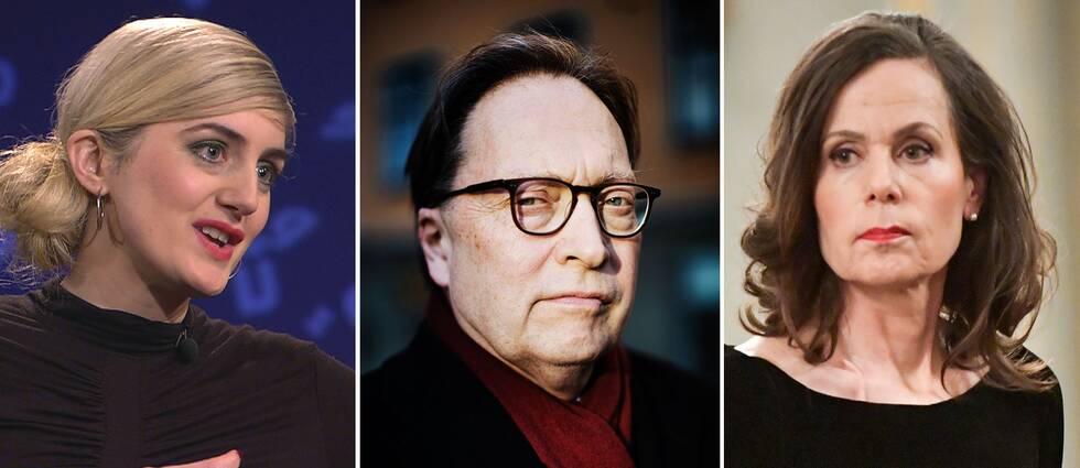 Matilda Gustavsson: Horace Engdahl var drivande i kritiken mot Danius men han hade stöd