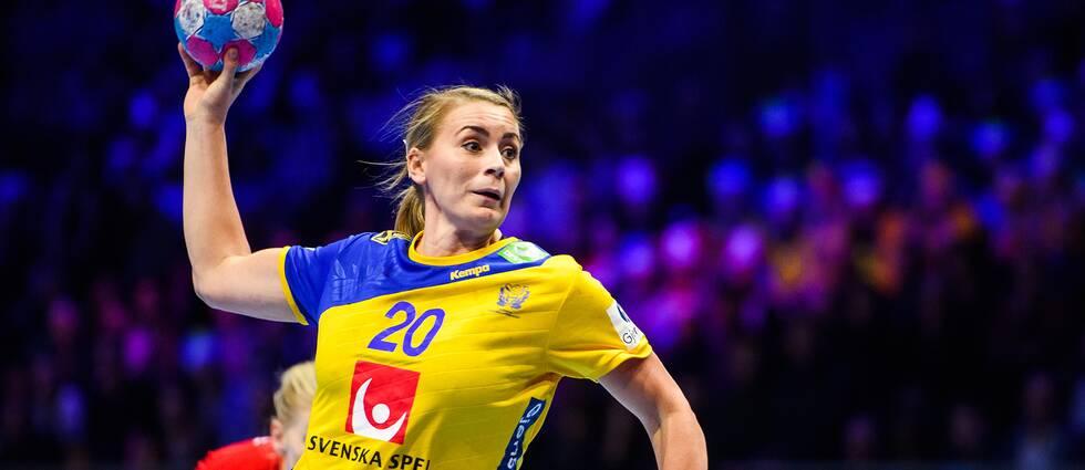 Isabelle Gullén är skadefri inför VM.
