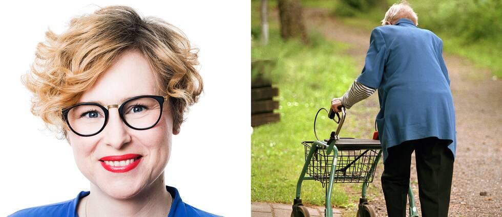 Det behöver inte vara något stort eller svårt att se och bekräfta människor i vår närhet, säger Anna Löfdahl, samhällspolitisk chef, PRO.