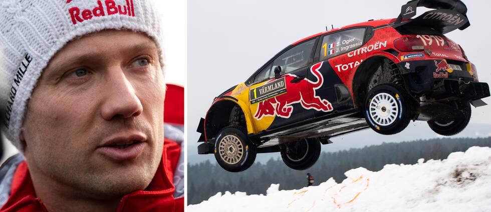 Sebastien Ogier byter till Toyota och Citroen hoppar nu av rally-VM.