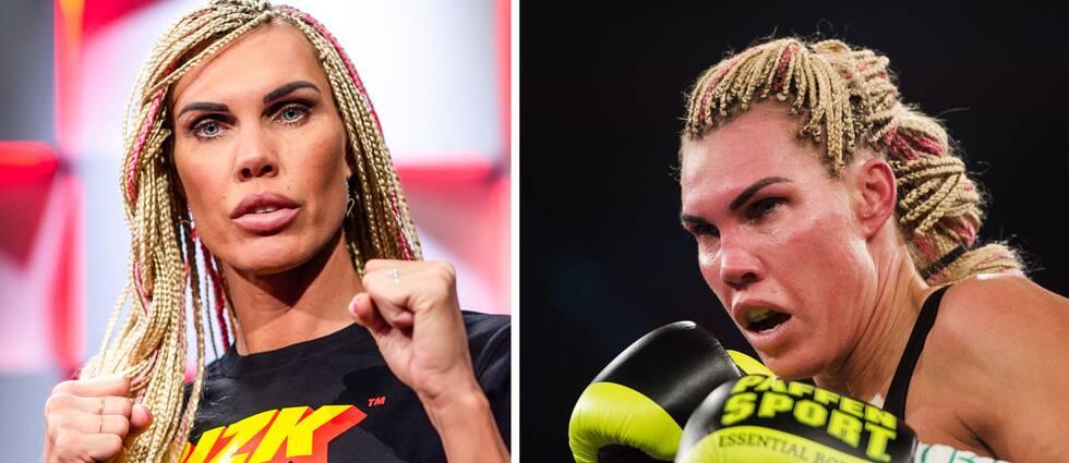 Mikaela Laurén gör comeback i boxningsringen.