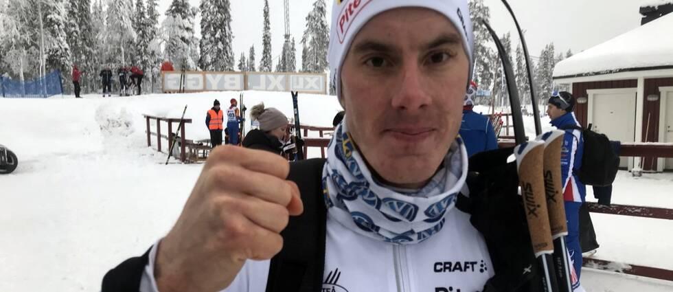 Johan Häggström, Piteå Elit