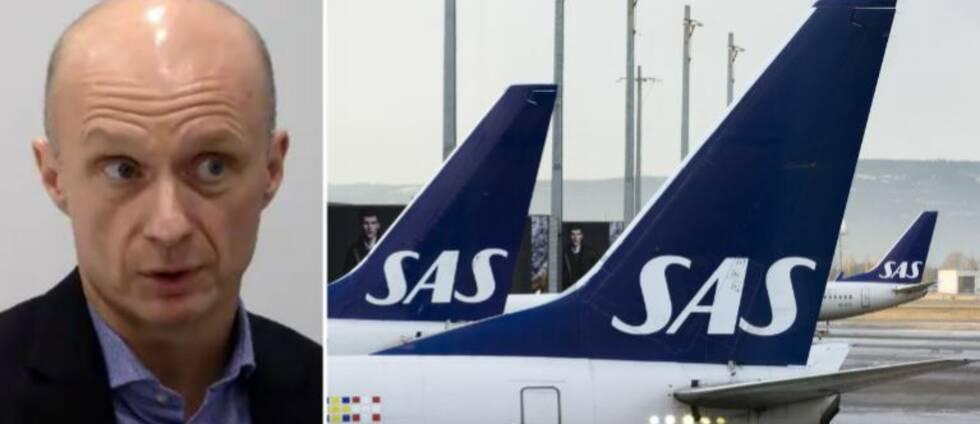 Staffan Söderberg, sektionschef på Transportstyrelsen, ser en rad brister i fallet där SAS-anställde Johan fick lämna sitt jobb.