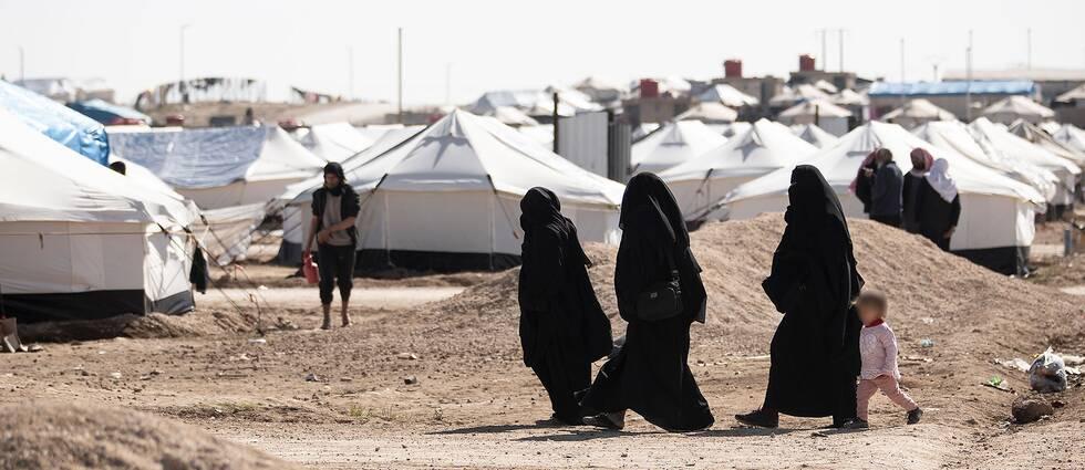 al-Hol-lägret