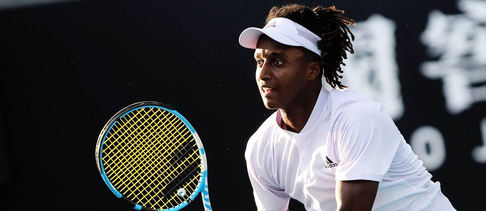 Mikael Ymer.