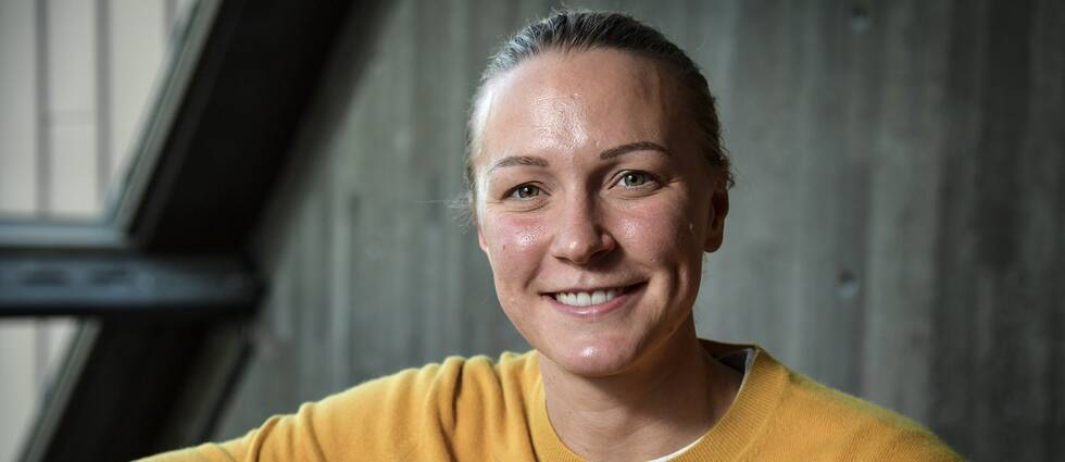 Sarah Sjöström.