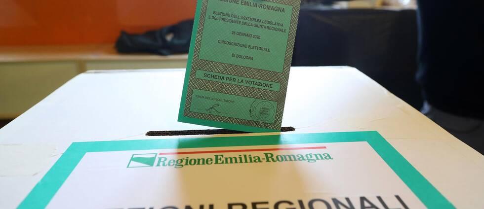 Regionvalet i Italien slutade i en seger för vänstern, men Lega ökade kraftigt