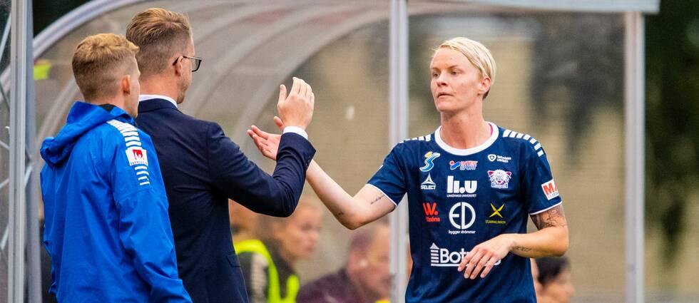 Nilla Fischer är spelklar mot Göteborg i helgen