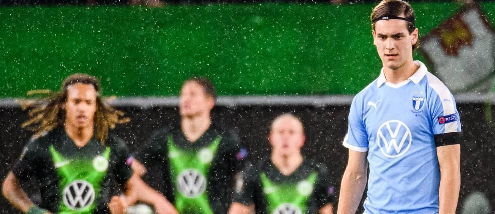 Adi Nalics Malmö FF förlorade borta mot Wolfsburg.