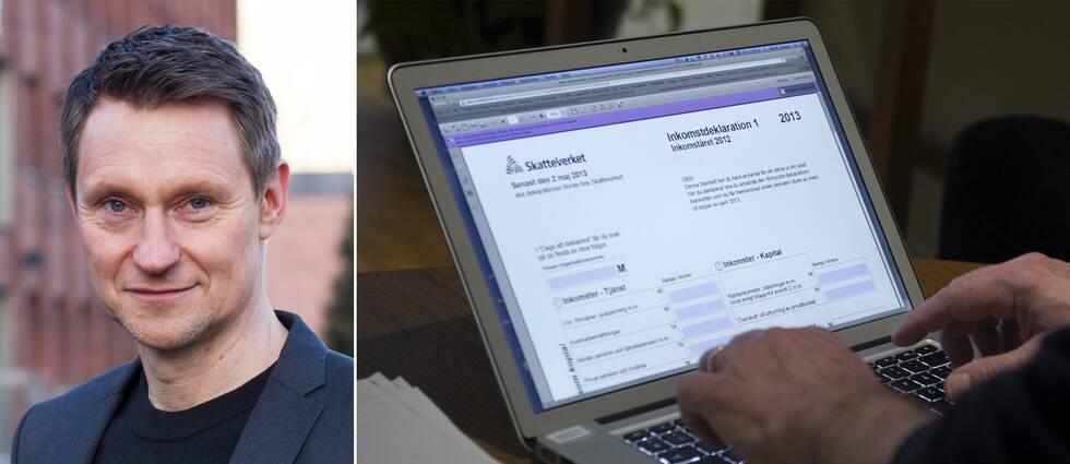 Att skaffa digital brevlåda gör det möjligt att få ut sitt skattebesked extra tidigt. Något som kan vara skönt för den som är nyfiken på sin deklaration.