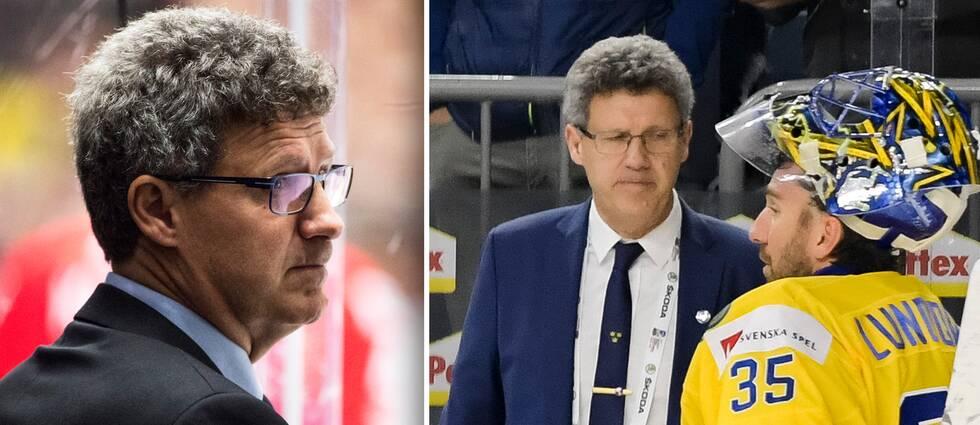 Tre Kronor-chefen Putte Köhler har slutat med omedelbar verkan.