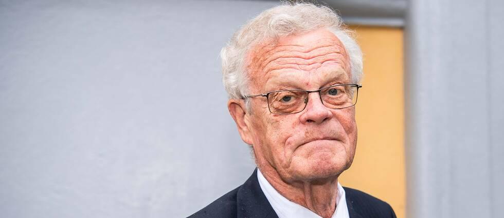 Björn Eriksson, ordförande Riksidrottsförbundet.