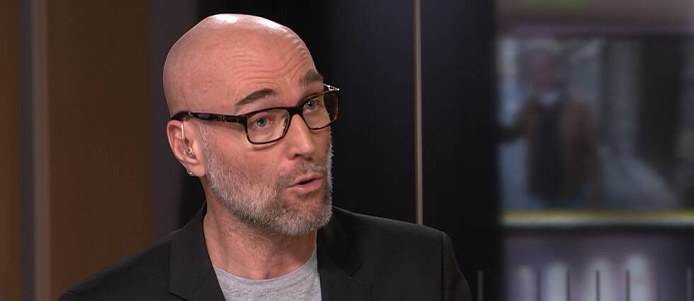 Joachim Dyfvermark, reporter på SVT:s Uppdrag granskning,