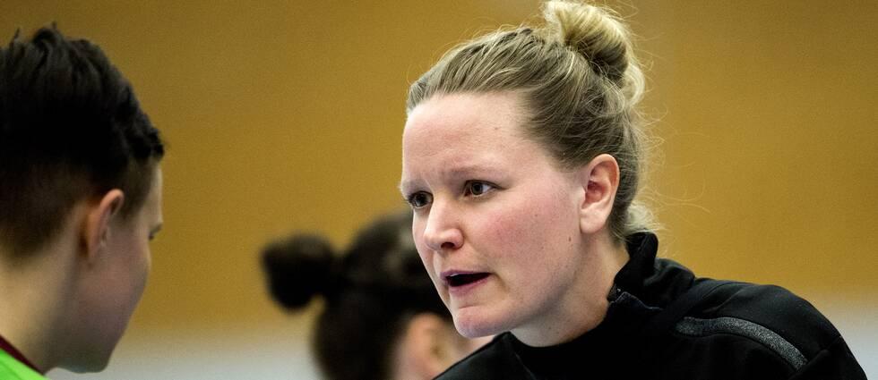 Johanna Wiberg.