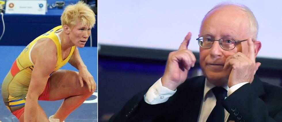 Mats Larsson arbetar för att Jenny Fransson ska frias.