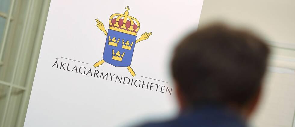 Tv-profilen greps för misstänkt sexköp den 14 maj 2020 i Stockholm.
