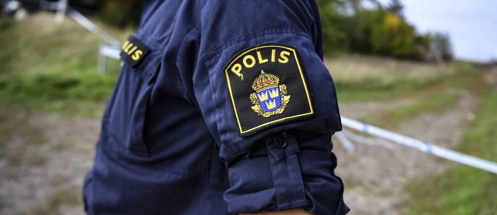 Polisuniform.