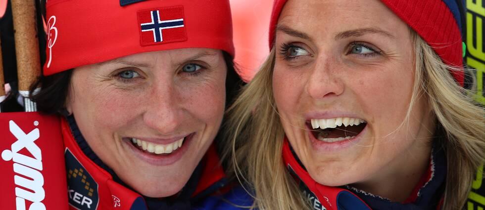 Marit Björgen och Therese Johaug återförenas i samma långloppsteam.