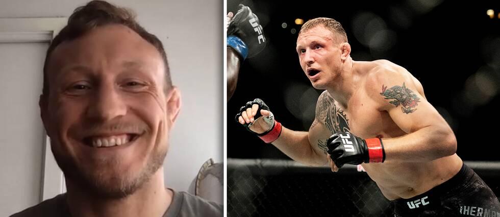 """MMA-stjärnan Jack Hermansson blir förste svensk att tävla på UFC:s omtalade ö """"Fight Island""""."""