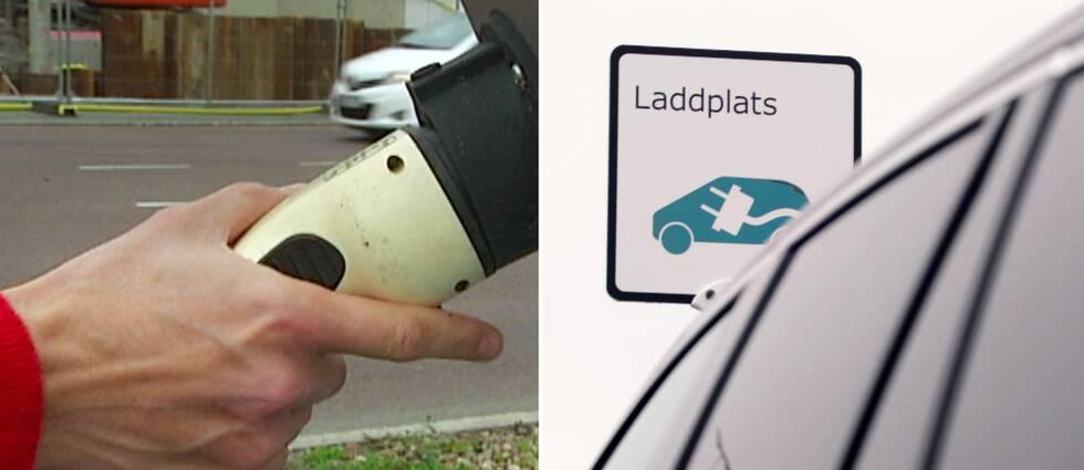 Värmland har ett väl utbyggt nät med laddstationer för elbilar.