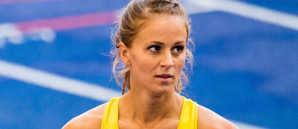 Elin Westerlund har drabbats av covid-19.