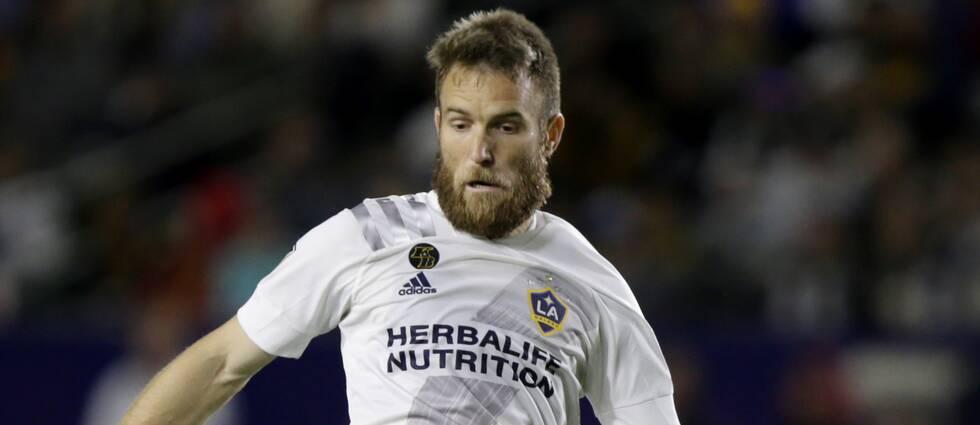 Aleksandar Katai har tvingats lämna LA Galaxy.