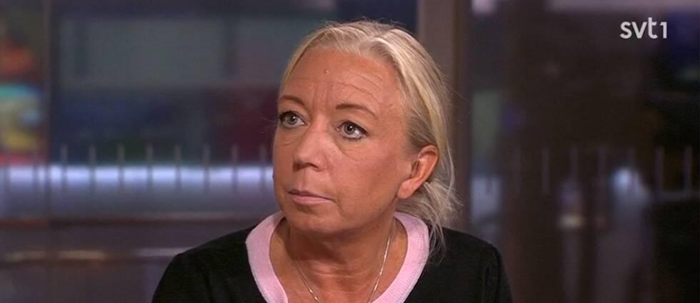 SVT:s politikreporter Elisabeth Marmorstein medverkar i Morgonstudion.