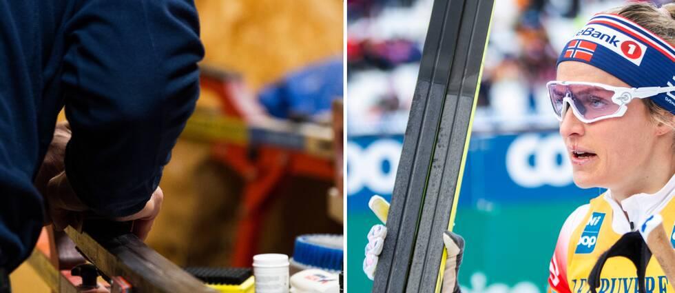 Det norska skidförbundet förbjuder fluorvalla.