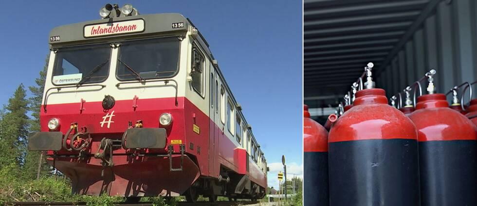 Järnvägsräls