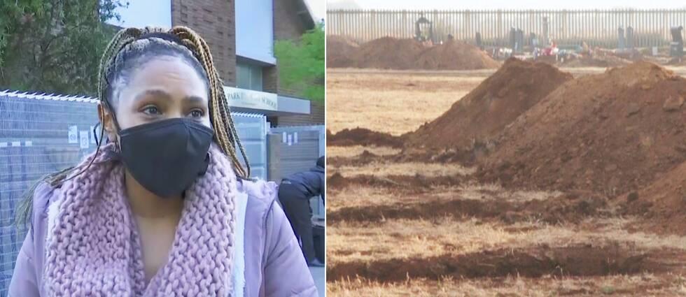 Sydafrika genomförde en av världens mest omfattande nedstängningar, men sedan man lättat på restriktionerna har smittan ökat igen.