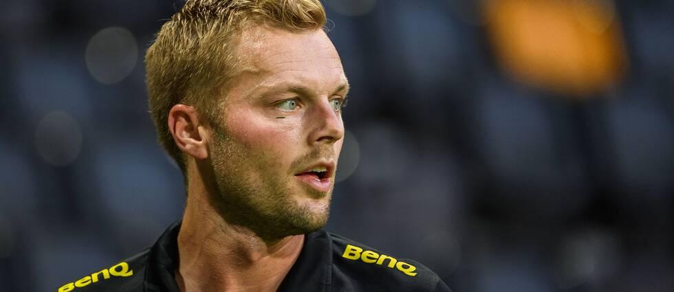 AIK:s Sebastian Larsson.
