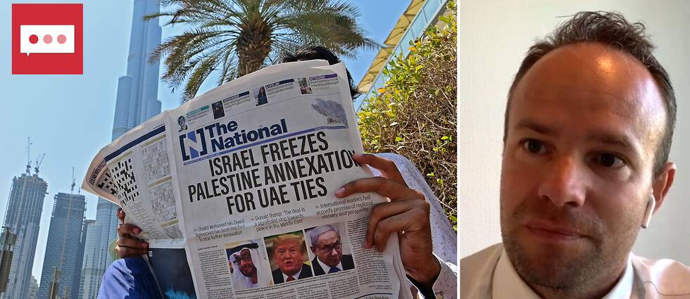 Statsvetaren och Mellanösternexperten Anders Persson reder ut vad avtalet innebär.