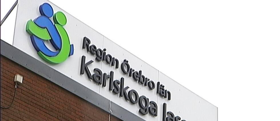Karlskoga lasarett