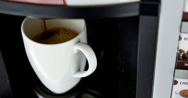 kaffe vid graviditet