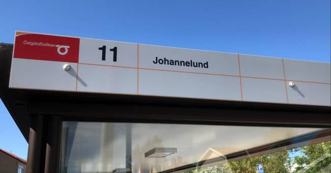 Single I Linköpings Johannelund