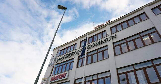 Höjd beredskap för ökad smittspridning i Karlskrona