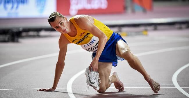 Blekingar i OS: Kalle Berglund