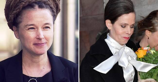 Amanda Lind: Sara Danius stack ut som en ikon | SVT Nyheter