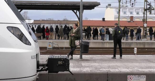 Alternativet: Järnvägsstationer kan byggas utanför östgötska städer