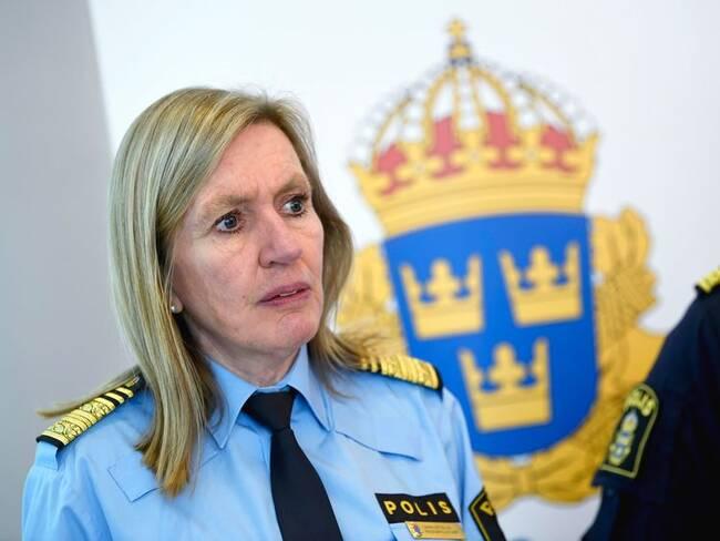 Carin Götblad slutar som regionpolischef