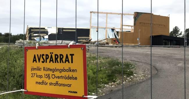 Efter takraset på Tarfalahallen – nu vill haverikommissionen se lagändringar